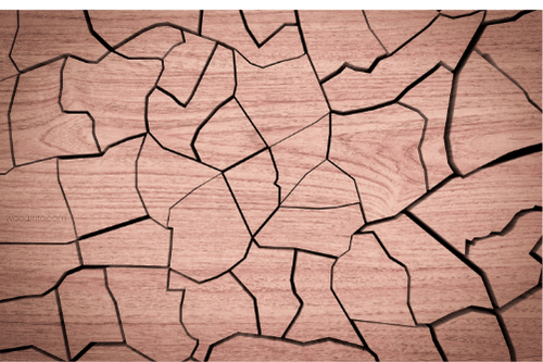 How to Fill Cracks in Wood Before Painting