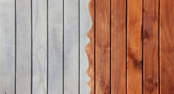 How Long a Deck Stain Take Before Drying